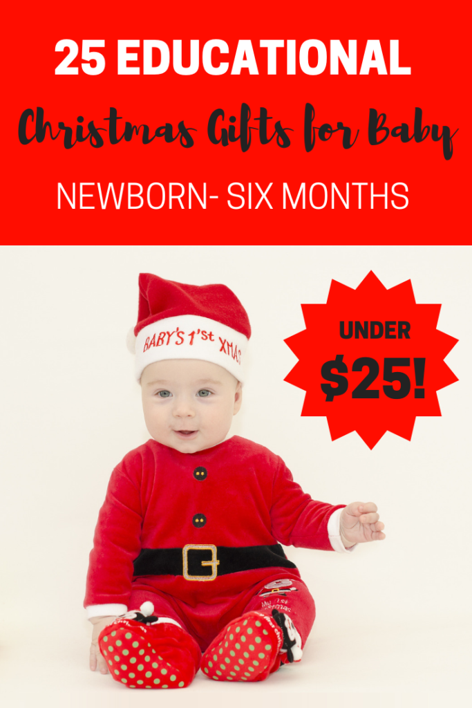 Best gifts for babies 0-6 months-- Under $25! – Let's Live ...
